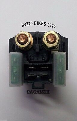 Starter Motor Relay Solenoid For Yamaha TT 600 RE 5CH5 2004