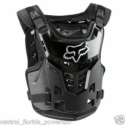 FOX Racing MX Offroad Youth Proframe LC Chest Guard Protector AGES 6-11