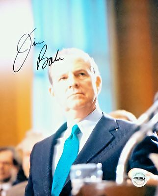 Secretary of State Jim Baker Autographed Signed 8x10 Photo FSG Authenticated