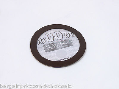 Universal Black Magnetic TAx Disc Premit Holder To Fit All Cars Vans WindScreens