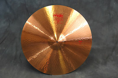 Paiste 2002 Classic 24'' Ride Cymbal - Excellent Used Condition