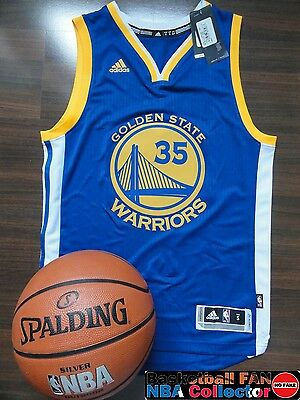 Maillot / Jersey Adidas Swingman NBA Warriors Kevin Durant Size S