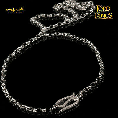 WETA Lord Of The Rings Chain of Frodo Baggins Jewelry Tolkien NEW