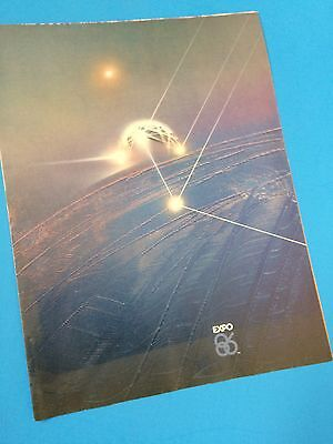 EXPO '86 Vancouver Transportation and Communications brochure