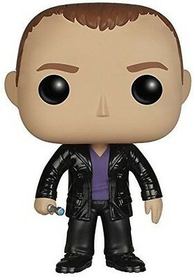 Doctor Who - Ninth Doctor - Funko Pop! Television (2016, Toy NEU)