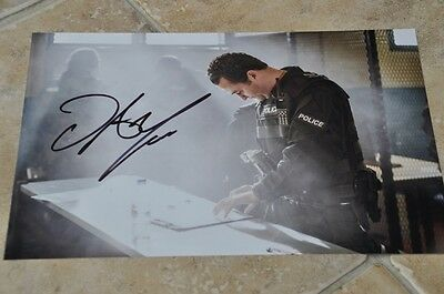 """Daniel Mays Signed 12"""" x 8"""" Colour Photo Line Of Duty Dads Army (2)"""