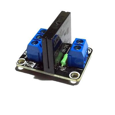 1 Channel DC 5V Solid State Relay Module 250V 2A for Arduino
