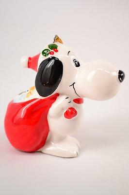 Vintage Christmas Ornament United Feature Syndicate 1966 SNOOPY Japan #R-02-001