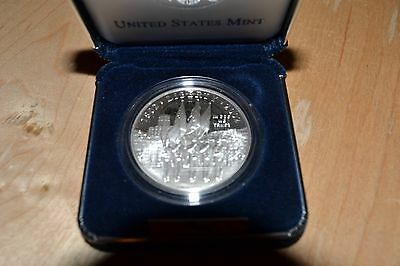 2002 W U.S. Military Academy Bicentennial Commemorative Coin
