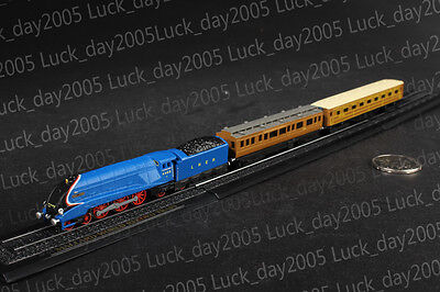 Atlas MALLARD WORLD RECORD TRAIN Minitrains Z 1/220 Diecast Model
