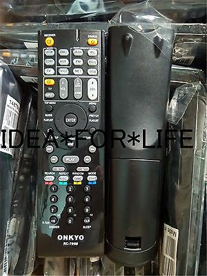 Replacement Remote for ONKYO RC-834M RC-810M RC-812M RC-801M RC-799M #T2099 YS