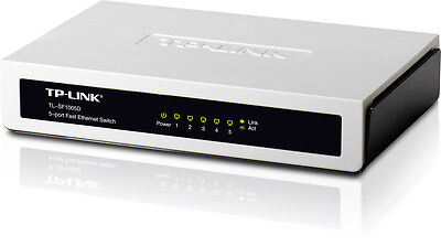 Brand New TP-Link TL-SF1005D 5 port Network Ethernet Switch