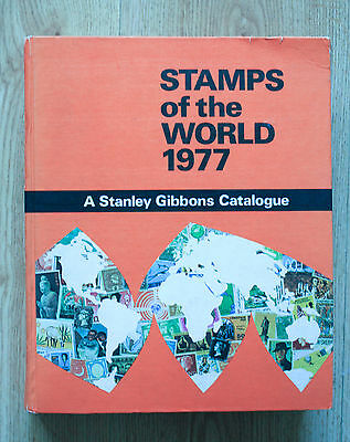 Stamps of the World 1977 - A Stanley Gibbons Catalogue