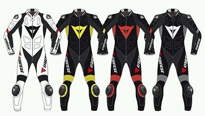 Any Size/Colour Racing Leather Motorcycle Motorbike Sports Race Suit Custom Made