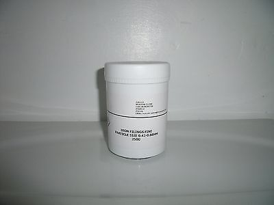 Iron Filings Fine (Particle Size 0.18-0.42Mm)  250G