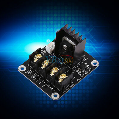 3D Printer Accessories Add-on Heated Bed Power Expansion Module Electric Board