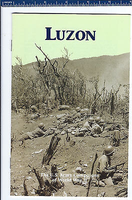 Luzon, US Army Campaigns of World War II