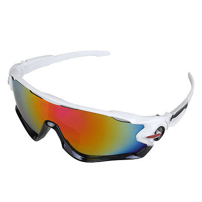 Outdoor Unisex Sunglasses Glasses Polarized UV400 Cycling Bicycle Driving