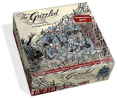 The Grizzled Card Game