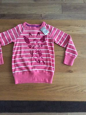 Next Girls Jumper Age 8 Years BNWT