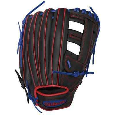 Wilson A0800 SHOWTIME SP 13 Inch Adult Baseball Glove  - Right Hand Thrower