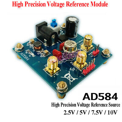AD584 2.5V 5V 7.5V 10V High Precision Voltage Reference Module Reference Source