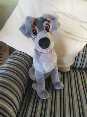 Disney Store Scamp Soft Toy From Lady And The Tramp