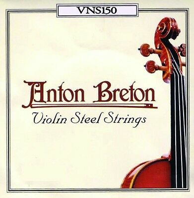 Anton Breton Violin Perlon Strings VNS150 4/4 replacement