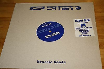 "Fatboy Slim Going Out Of My Head - 12"" Vinyl SKINT 19 1997, Breaks, Big Beat"