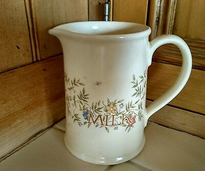 Vintage Bhs House & Home Country Garland Large Jug