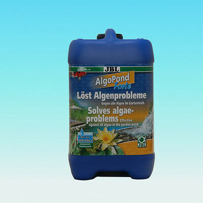 JBL AlgoPond Forte 5L - Filamentous Algae growth Anti-algae Pond