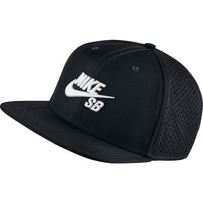 Nike SB Trucker Cap Performance Trucker - black/white - Neu & OVP