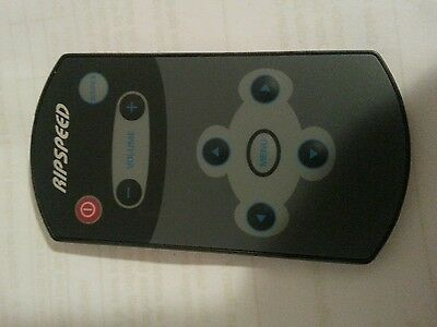 Ripspeed Incar Cd Stereo Remote Control