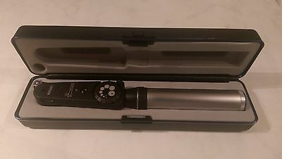 BRAND NEW Keeler Specialist Ophthalmoscope 1132-P-1018 2.8V