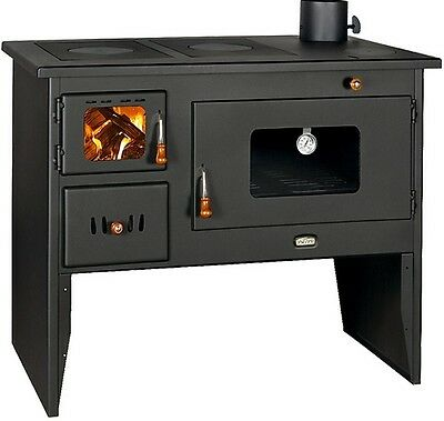 POELE - CUISINIERE A BOIS  PRITY COOK MAX - 20kW - NEUF