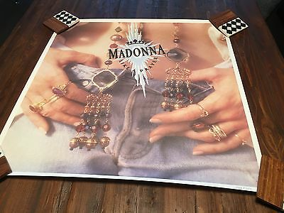 Madonna LITHOGRAGH LIMITED EDITION - LIKE A PRAYER POSTER
