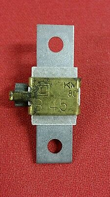 Square D Overload Relay Thermal Unit Type: B 45~ NEW OLD STOCK ~