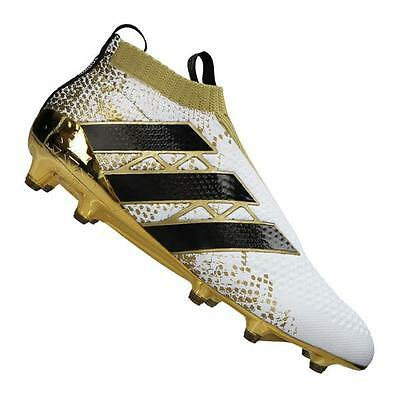 adidas ACE 16+ Purecontrol FG Limited Weiss