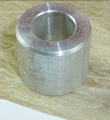 "Aluminum tube spacer standoff .75"" long, .875"" OD, .478"" ID Qty. 10 - 6061-T6"