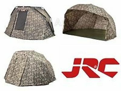 JRC*  Brand New 2016 *Limited Edition Camo Contact Bivvy & Brolly Range