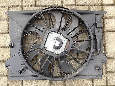 Mercedes E Class W211 E220 Cdi Engine Cooling Radiator Fan A2115000593
