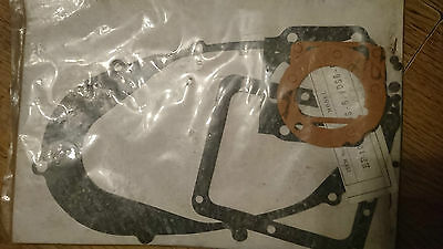 Yamaha Yds6 Full Engine  Gasket Set New Old Stock Head Gaskets Exhaust Nos