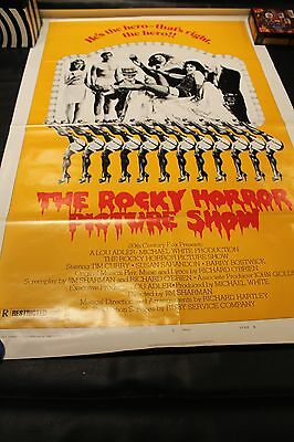 Rocky Horror Picture Show Style B Original Large Movie Poster 27 x 41 Poster