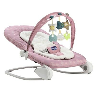 Chicco Baby / Child / Kids Foldable Hoopla Rocking Chair / Bouncer
