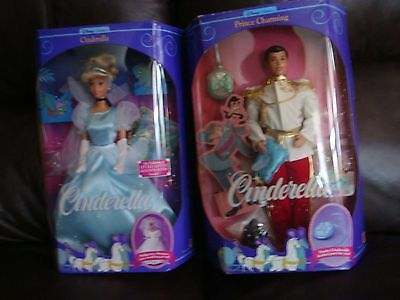 Disney Classics Cinderella and Prince Charming NEW