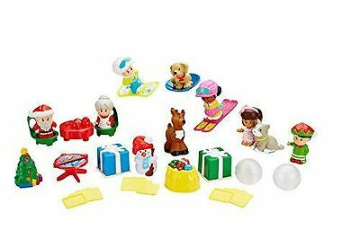 Fisher Price Little People Advent Calendar MINIFIGURES, Little People Christmas