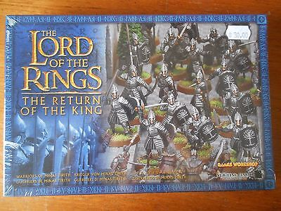 Warriors of Minas Tirith x 24 SEALED NEW IN BOX RARE lotr sbg lord of the rings