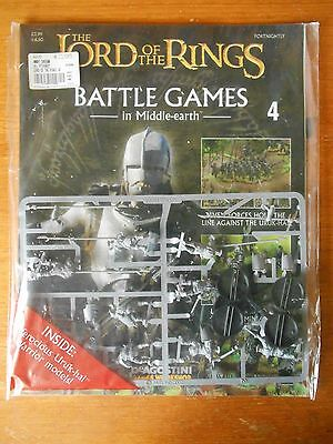 Battle Games in Middle Earth #4 + 10 Urukhai lotr sbg lord of the rings
