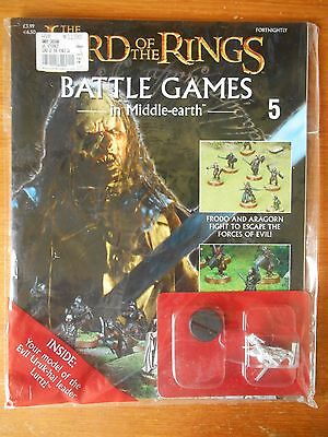 Battle Games in Middle Earth #5 + Aragorn lotr sbg lord of the rings