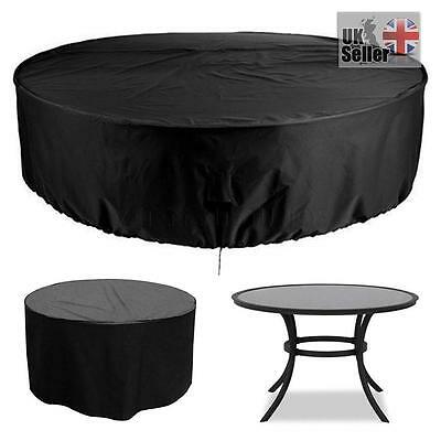 Garden Patio Table Chair Cover Waterproof Outdoor Furniture Shelter 4 6 8 Seater